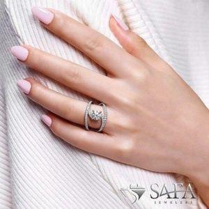 Jewelry - 🔳Mix&Match SALES Elegant Anniversary Ring